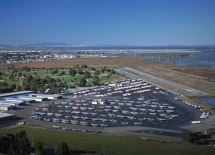 cielosim palo alto airport logo