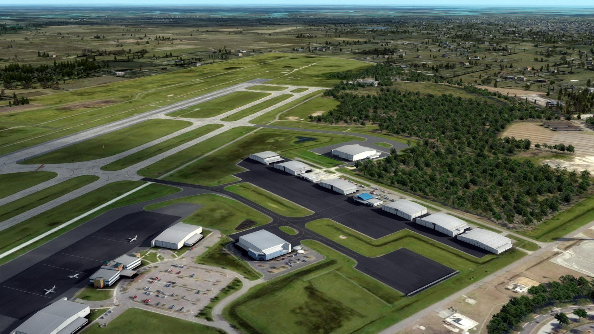 Jacksonville International Airport - Cielosim