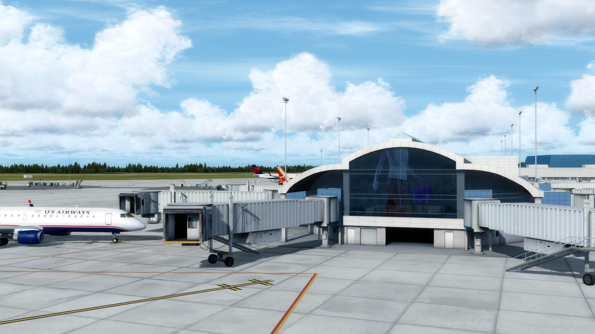 Jacksonville International Airport Cielosim